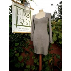 Bodycon midi - long sleeves...